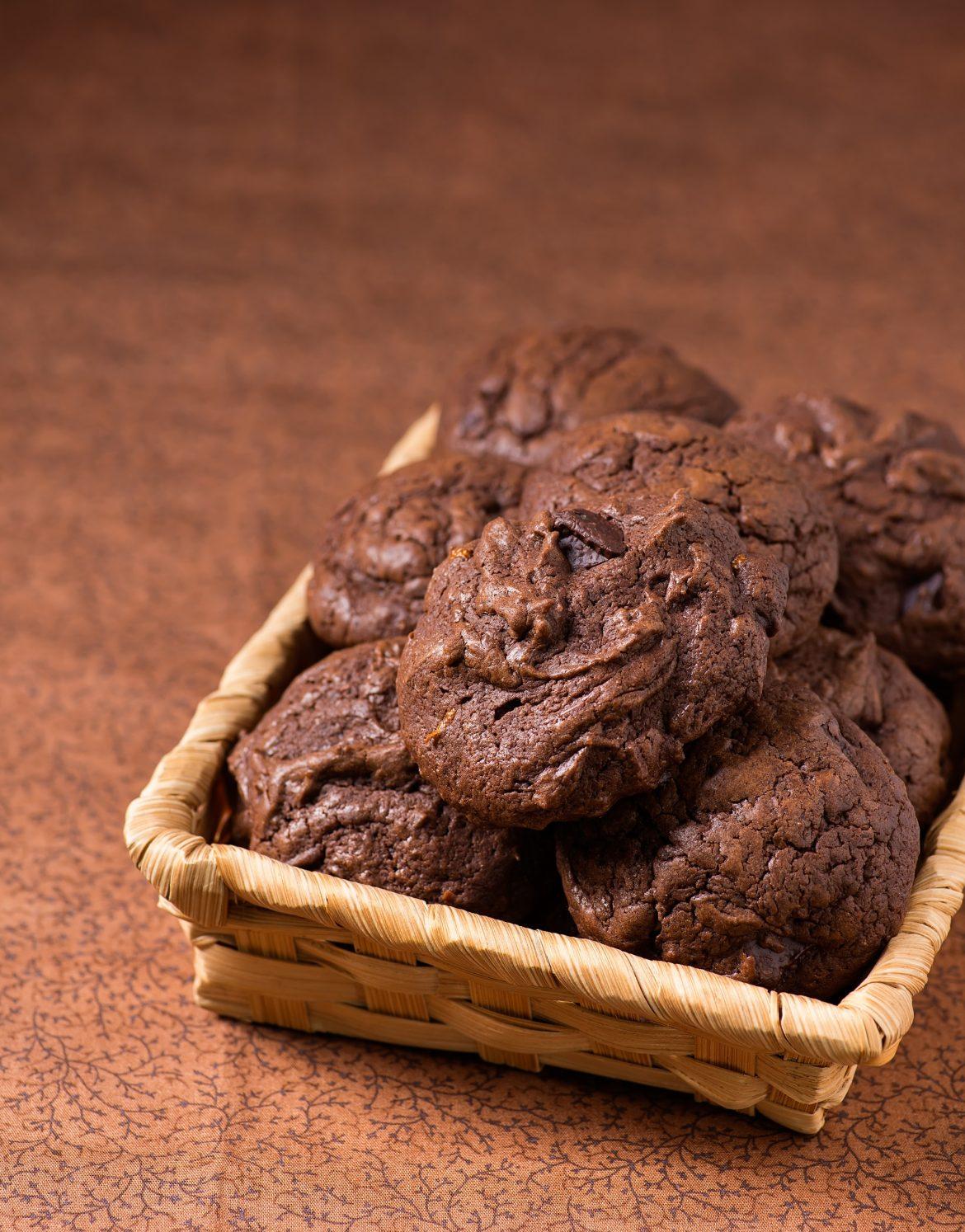 Обичам шоколадови бисквити