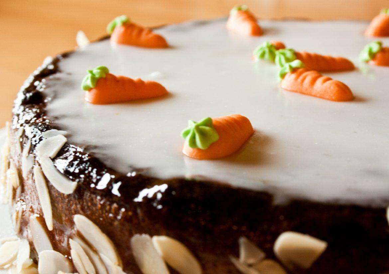 Първата ми морковена торта